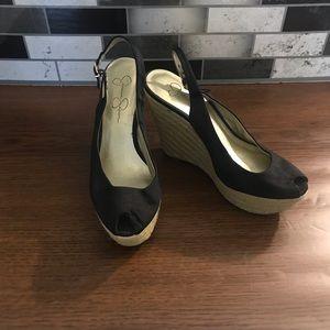 Jessica Simpson Peep Toe Sandal